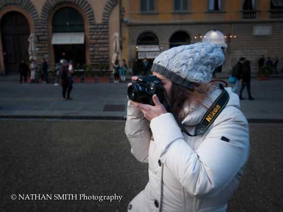 THE FLORENCE PHOTOGRAPHY ADVENTURE
