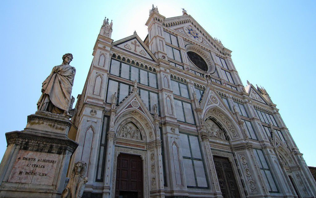 Firenze - Santa Croce by Eric Huybrechts CC BY-SA 2.0