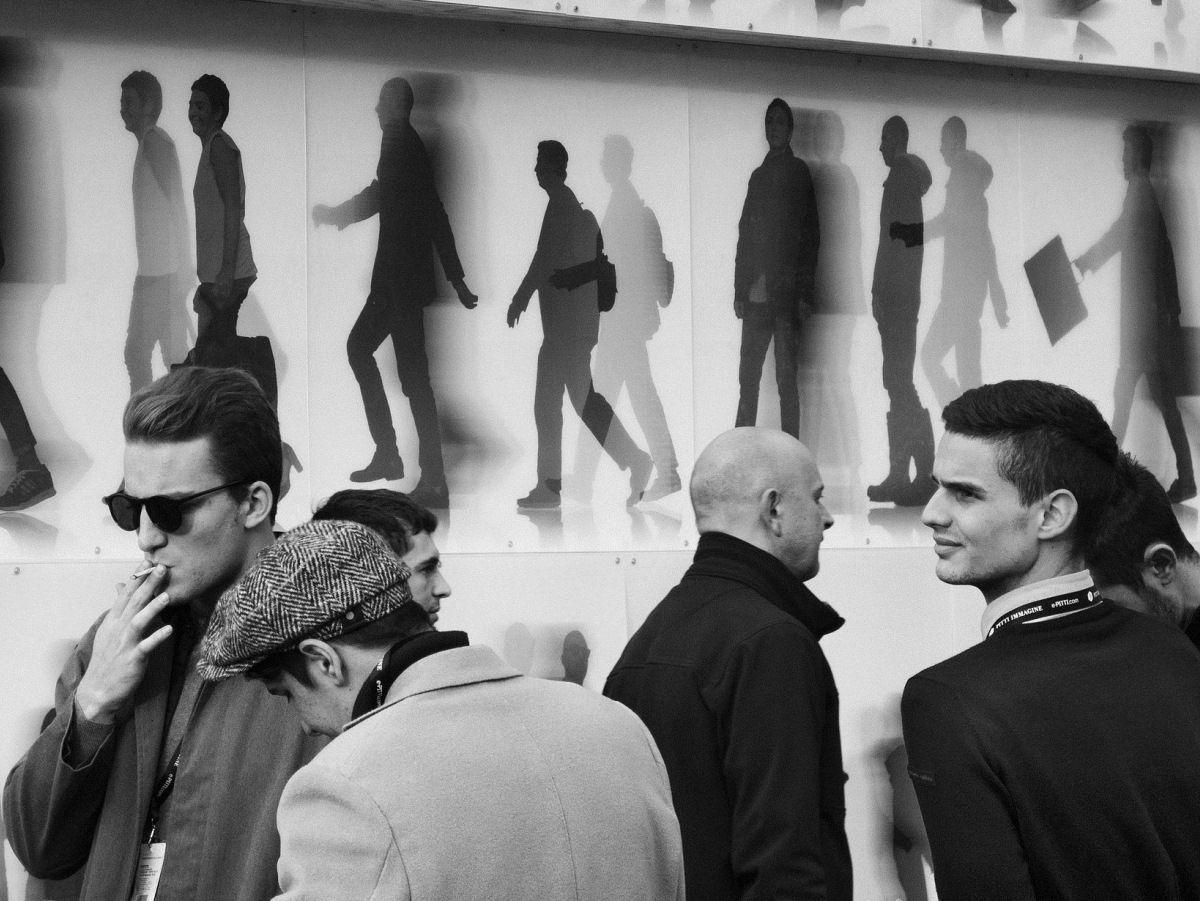 Pitti Immagine Uomo by Mia Felicita CC BY 2.0