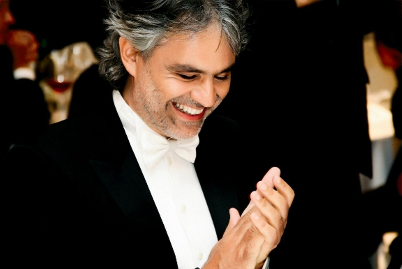 Andrea Bocelli by Souran5 CC BY 2.0