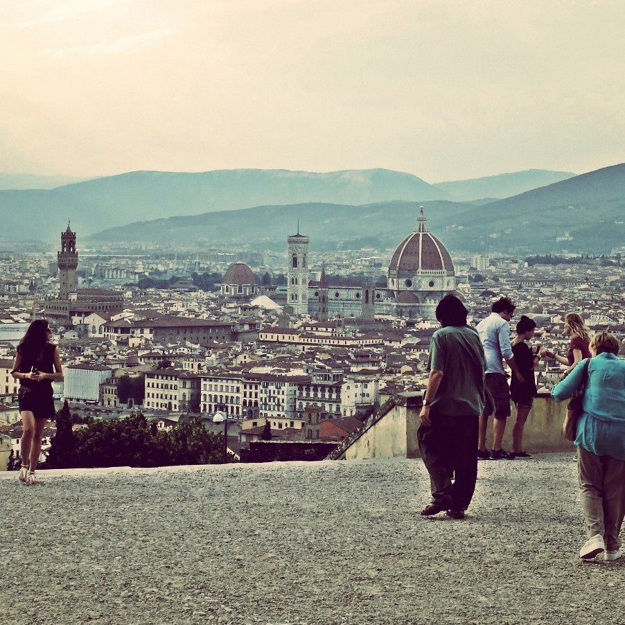 Florence Landscape City by Carlo Mirante CC BY 2.0