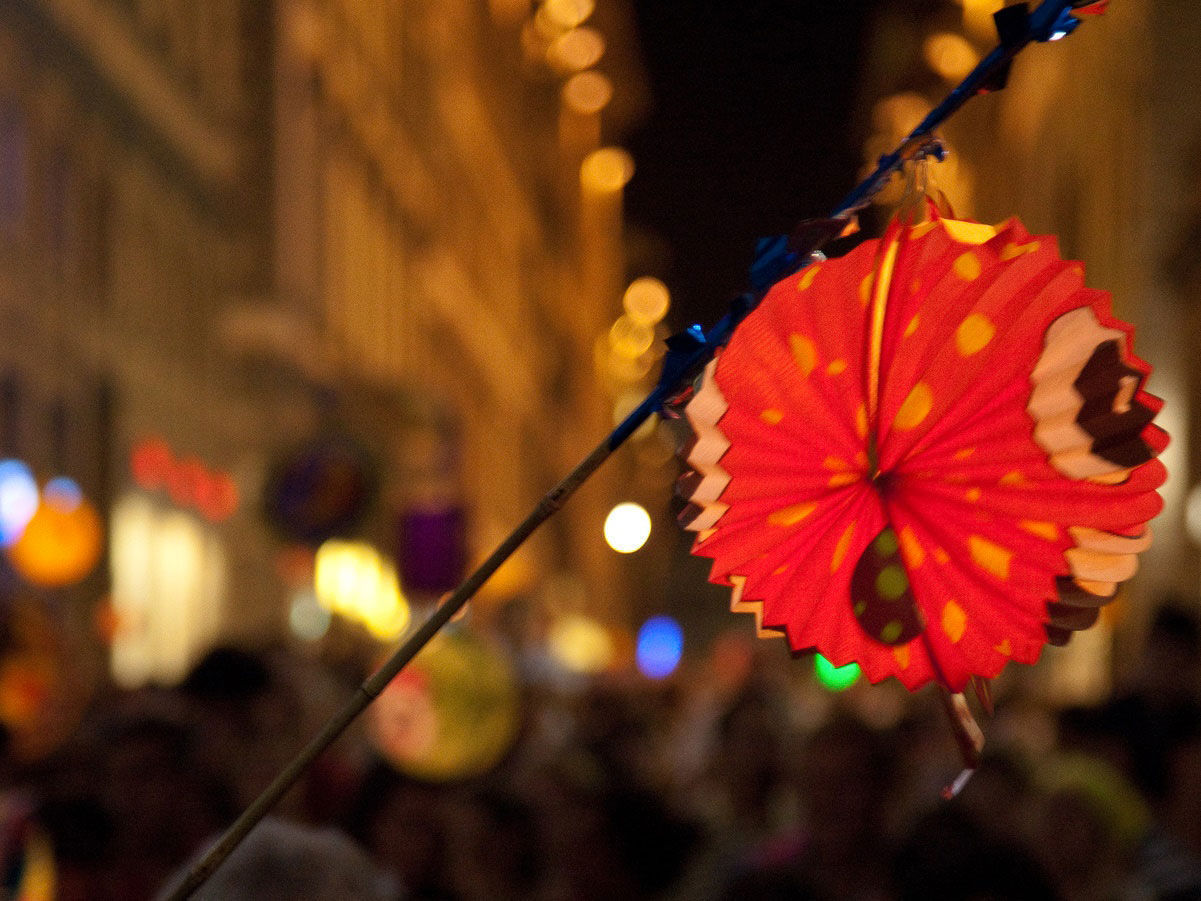 Festival Lantern by Wuhsinman CC by 2.0