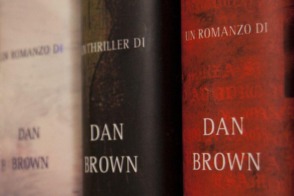 Dan Brown by Enrico Matteucci