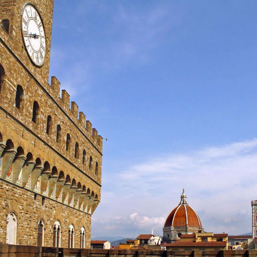 Florence at a glance by Dimitry B. CC by 2.0