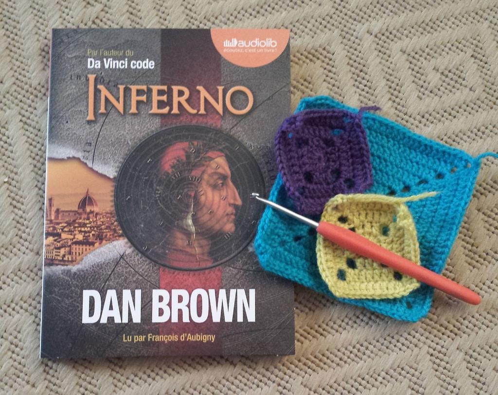 Inferno de Dan Brown by KnitSpirit