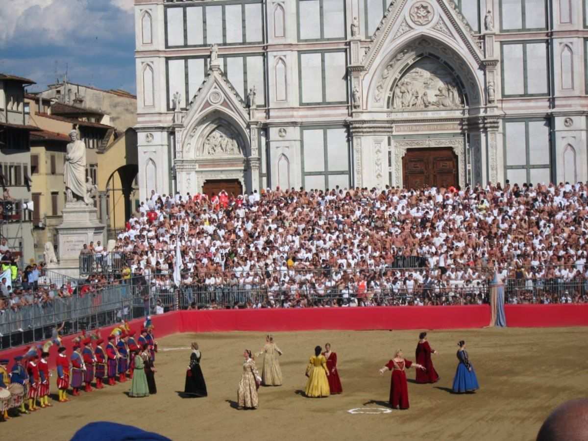 Corteo of Calcio storico by Alexandra CC by 2.0