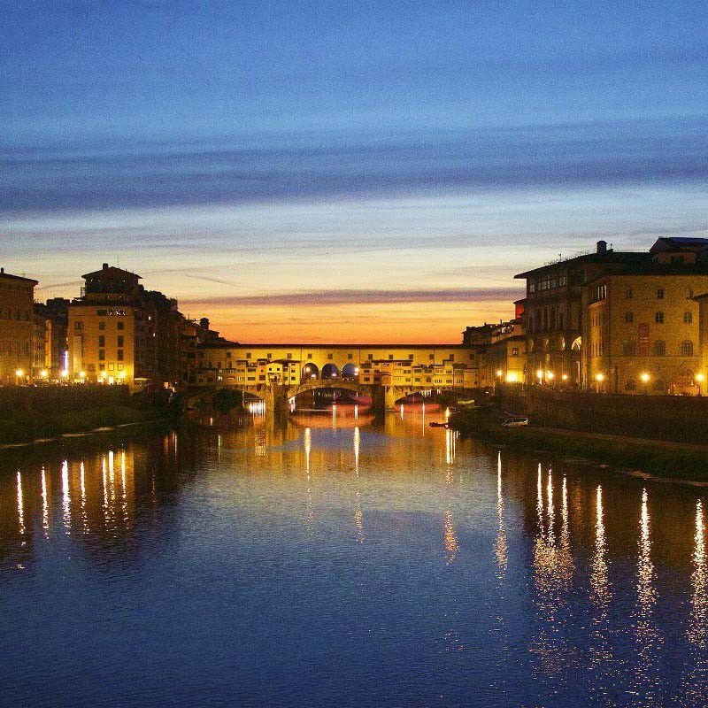 Florence by night CC0