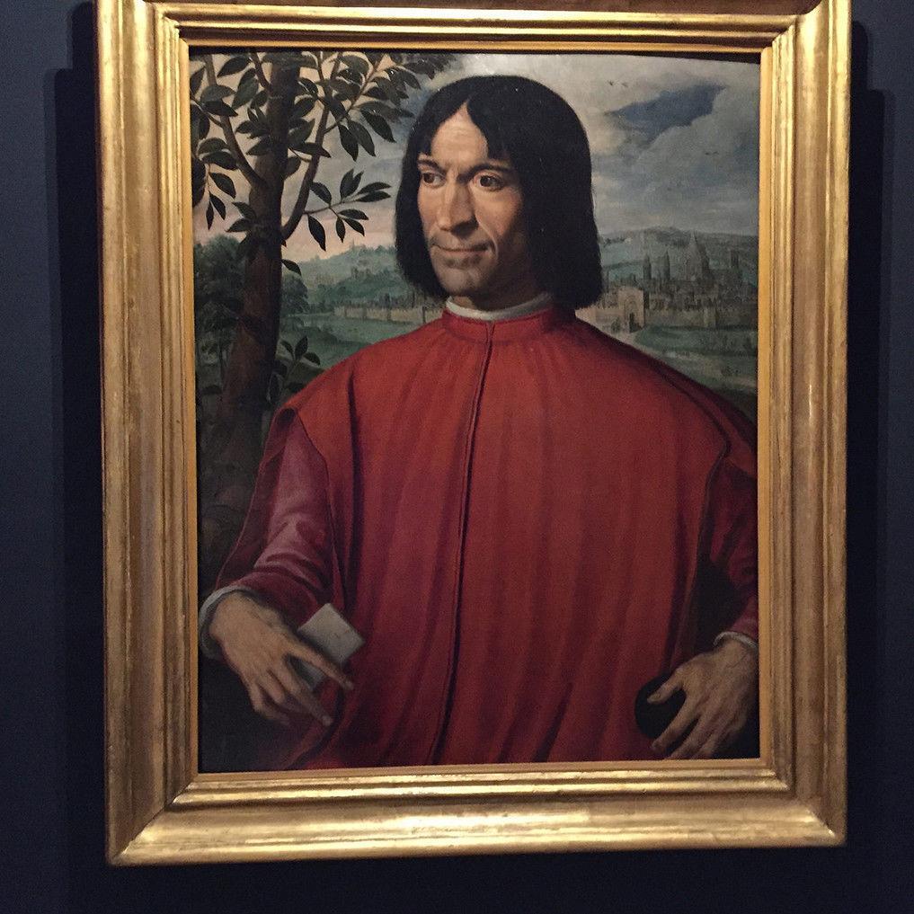 Lorenzo il Magnifico by Riccardo M