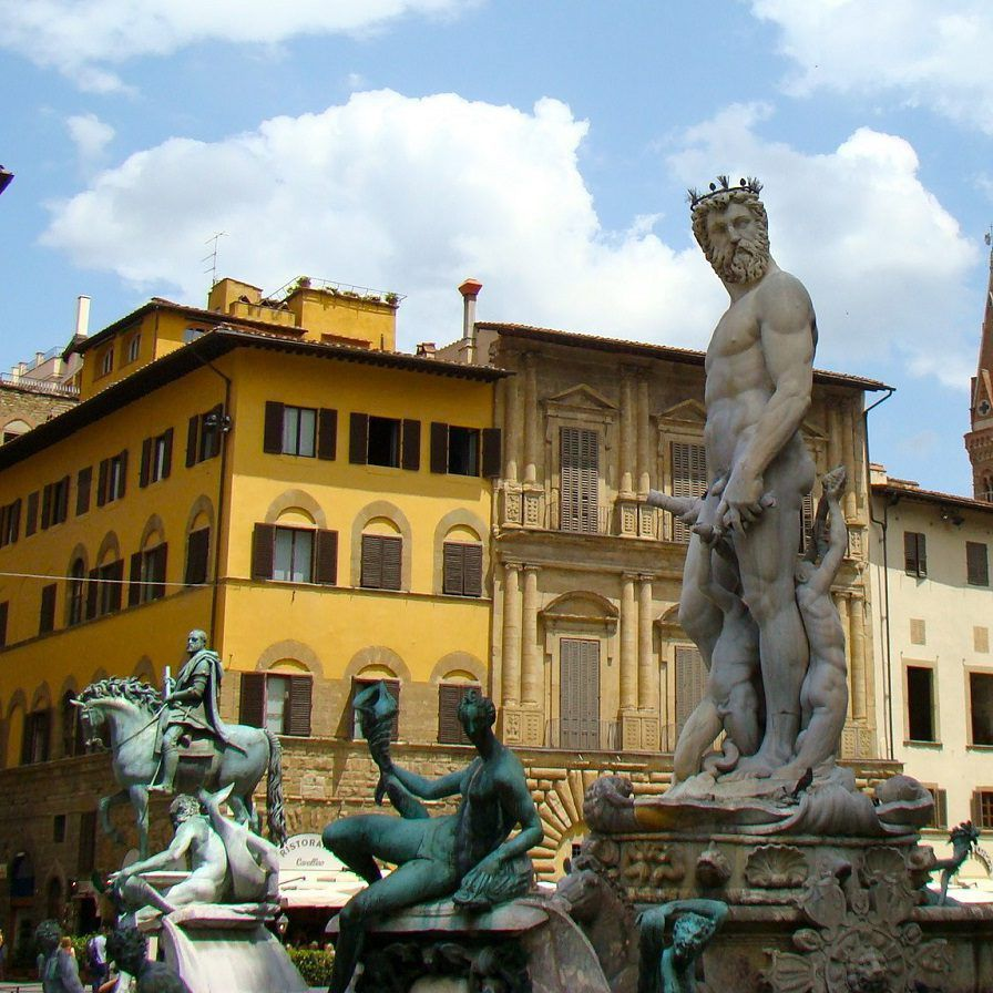 Florence, Italy by Bob Hall – CC by 2.0